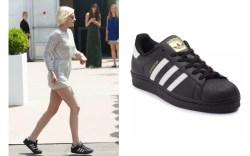 Kristen Stewart's Shoe Closet