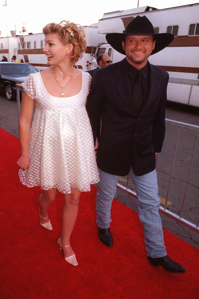 Tim McGraw and Faith Hill Style