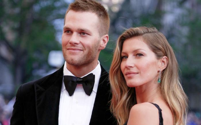 Tom Brady and Gisele Bündchen Met Gala