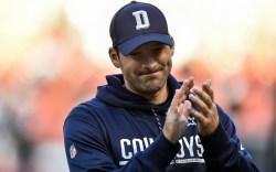 Tony Romo Dallas Cowboys