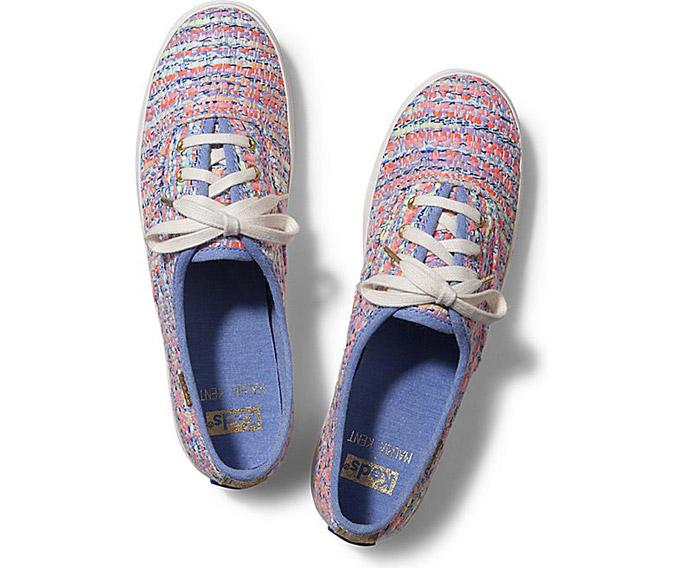 Keds x Malhia Kent starbucks Unicorn Frappuccino shoes sneakers rainbow