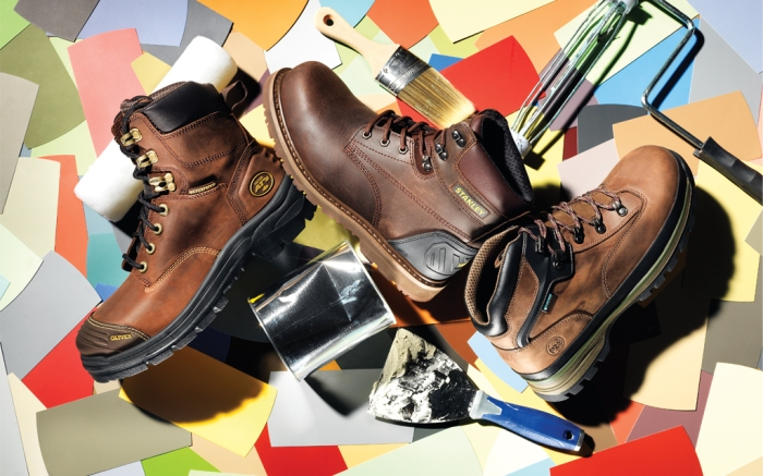 Fall 2017 Work Boots