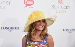 2017 Celebrity Style at the Kentucky Derby