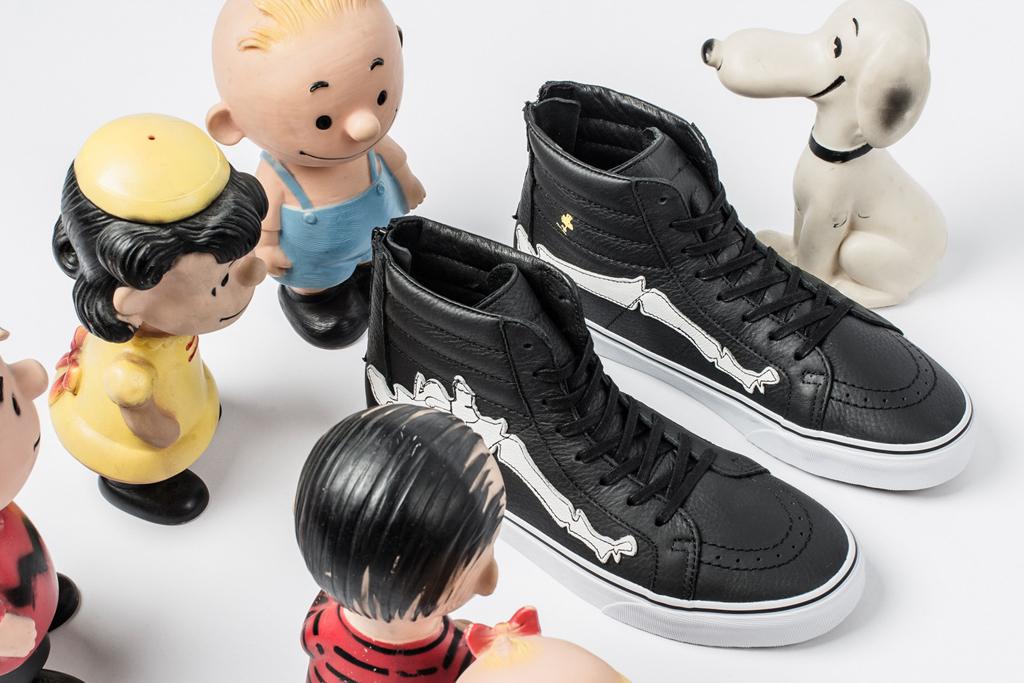 Blends x Peanuts x Vans Sk8-Hi