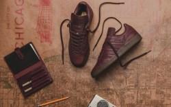 Adidas Skateboarding Busenitz X Horween Sneakers
