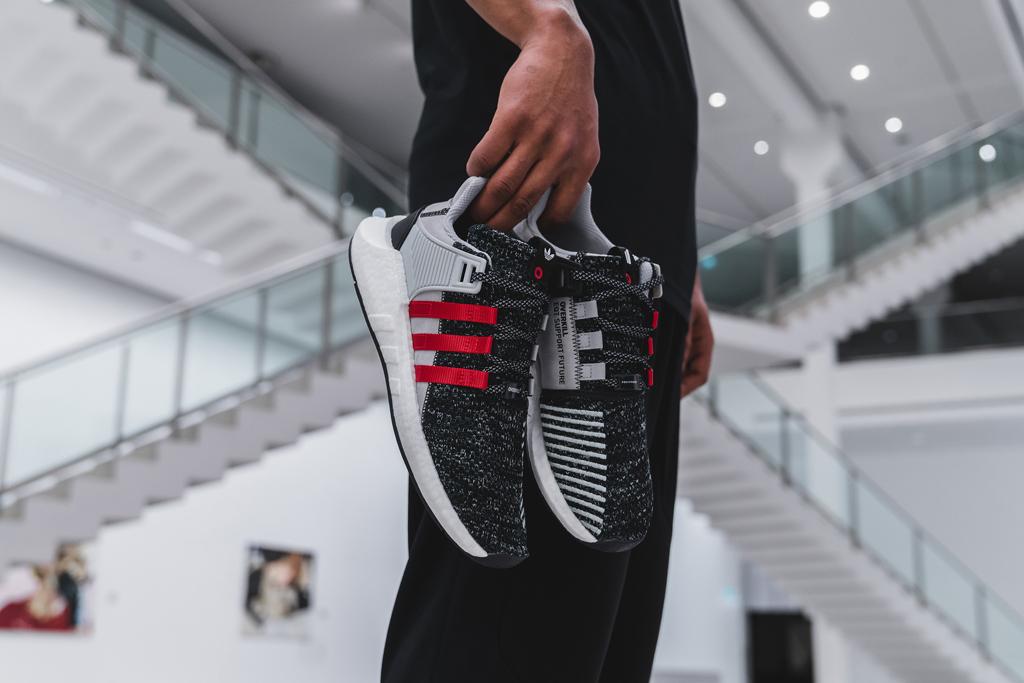 Overkill x Adidas EQT Support Future