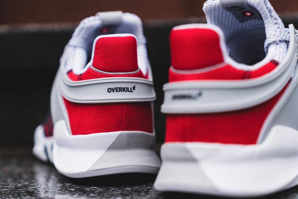 Overkill x Adidas EQT Support ADV