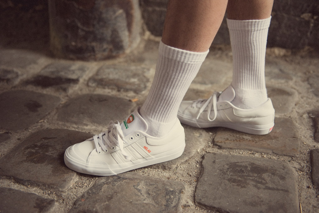 Adidas Skateboarding Lucas Puig Helas Sneaker Capsule Collection 1980s 80s retro fashion apparel shoes