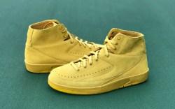 Air Jordan 2 Decon Mineral Gold