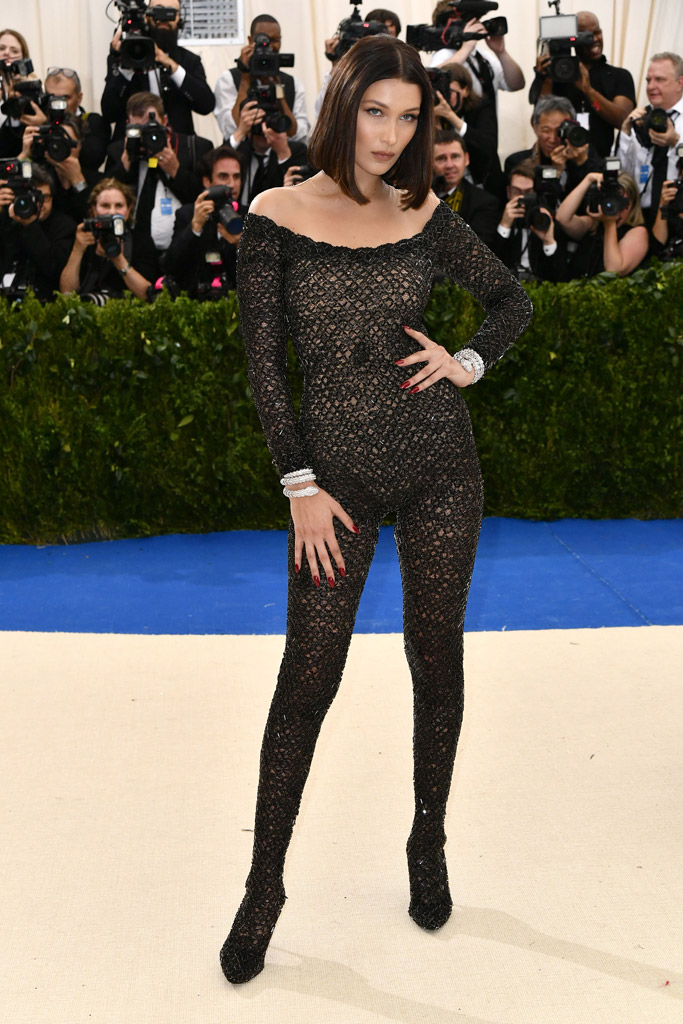 Sheer Dresses Met Gala 2017