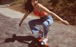 Bella Hadid for Nike