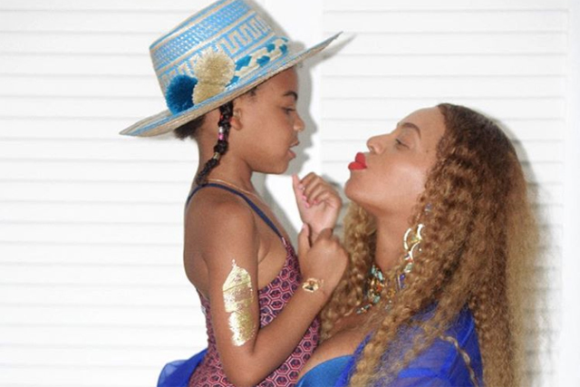 Beyoncé Memorial Day Style