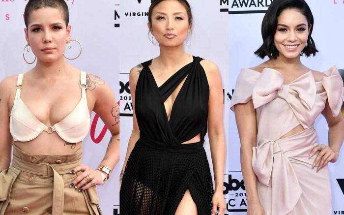 billboard-music-awards-red-carpet-2017-fashion-3-sandals
