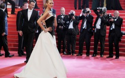 Blake Lively's Cannes Film Festival Style