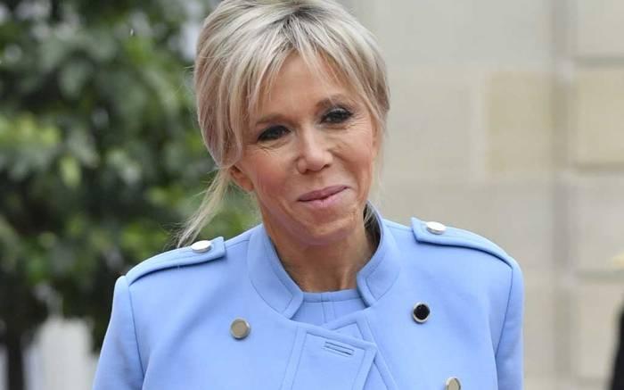 Brigitte Trogneux Style