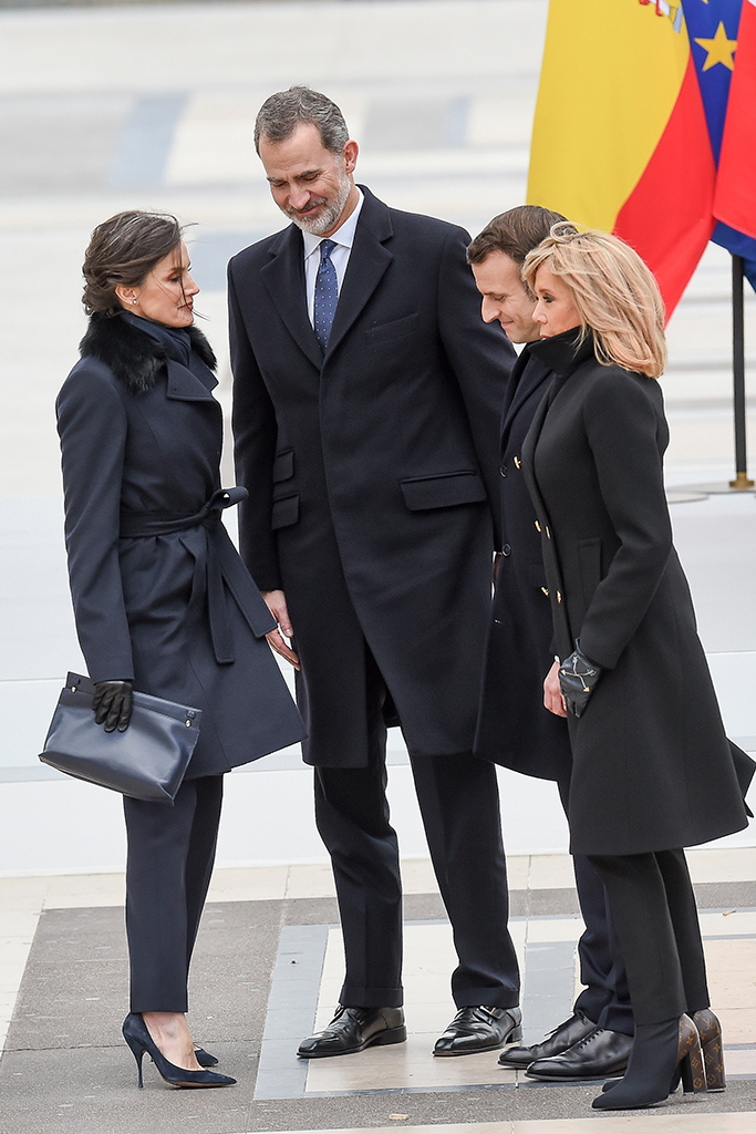 Brigitte Trogneux France S President S Wife Photos Eurostars Eureka News