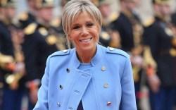 Brigitte Macron: President of France's Wife
