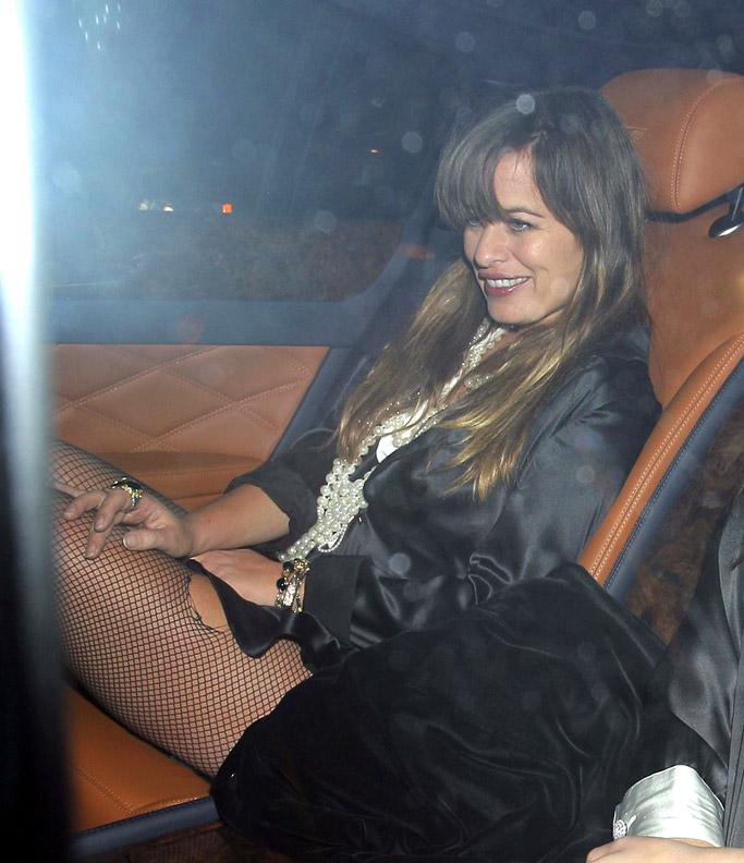 Pantyhose celebrity