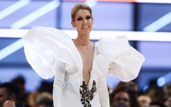 Céline Dion Billboard Style