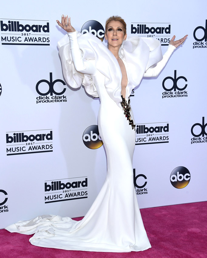 Céline Dion Billboards