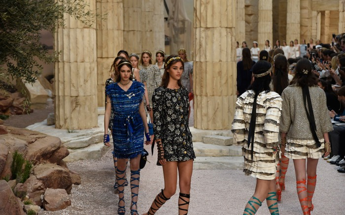 Chanel Cruise 2018 Collection 114