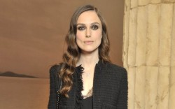 Keira Knightley chanel cruise resort collection