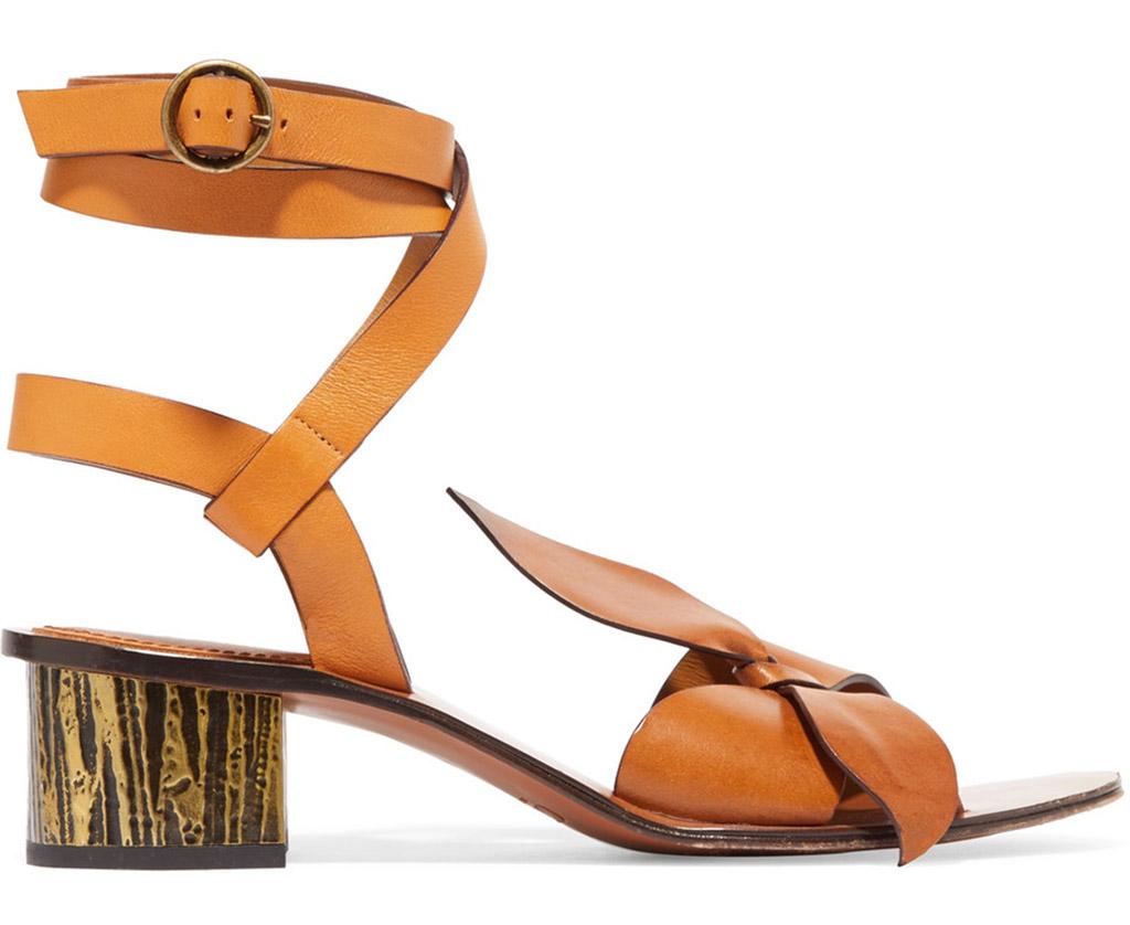 Chloe, Net-a-Porter, sandals, shoes