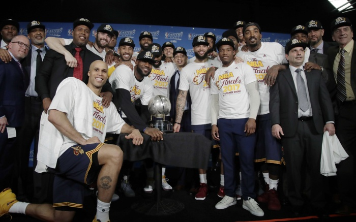 Cleveland Cavaliers NBA Eastern Conference
