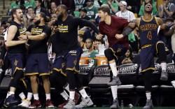 The Kicks of the NBA Eastern