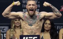 UFC Conor McGregor Floyd Mayweather Fight