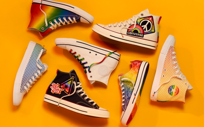 Converse Chuck Taylor All-Star Pride Collection