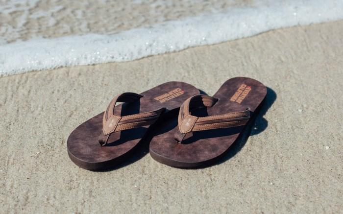 Everyday California flip-flops