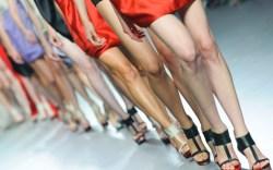 fashion models runway