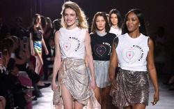 Naomi Campbell Hosts 2017 Fashion For Relief