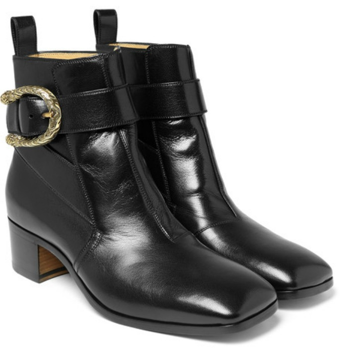 harry styles gucci boots