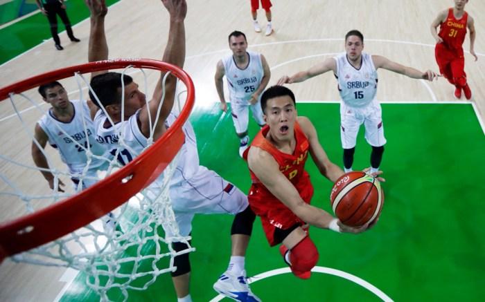 China Guo Ailun 2016 Rio Olympics