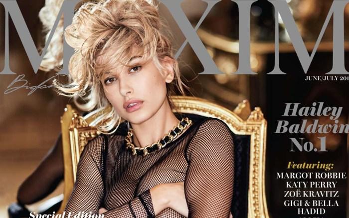 hailey-baldwin-maxim-hot-100-list-magazine