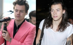 Harry Styles fashion boots clothes shoes