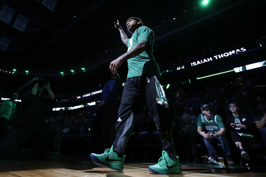 Isaiah Thomas Nike Kobe A.D.