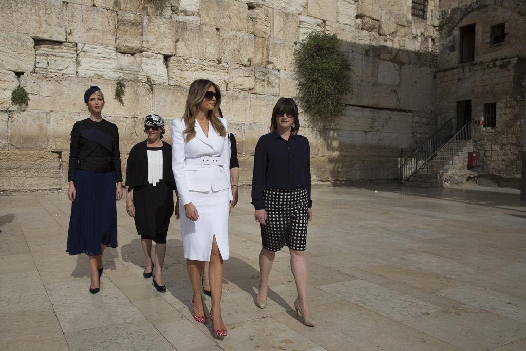 Ivanka Trump Israel Trip Style