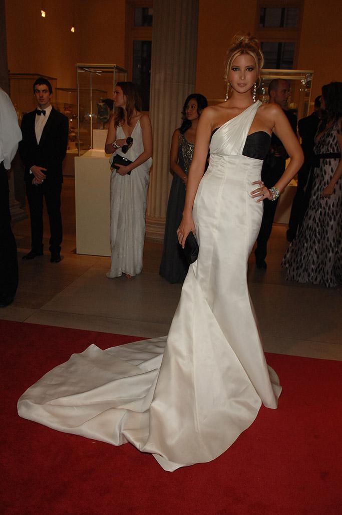 Melania And Ivanka Trump At The Met Gala Red Carpet Photos Medinatheatre News