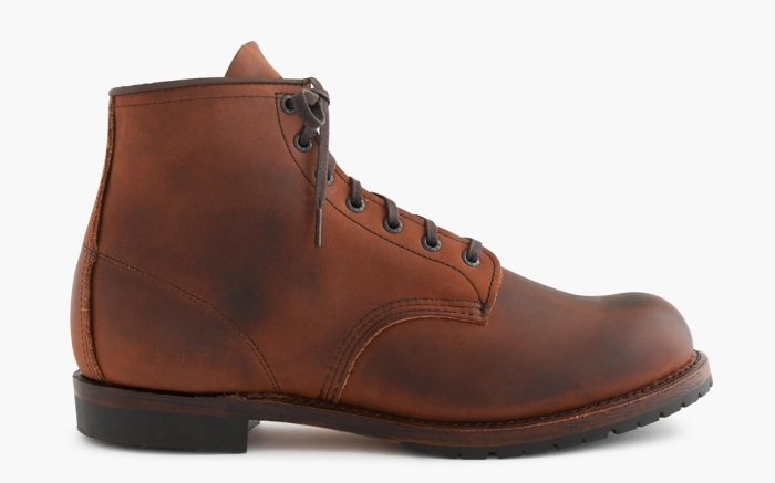 J. Crew x Red Wing Beckman Boots