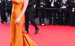 Jessica Chastain's Cannes Film Festival Style