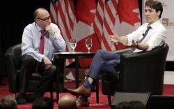 Justin Trudeau's Socks
