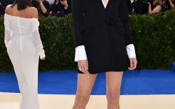 Christian Louboutins on the Met Gala 2017 Red Carpet