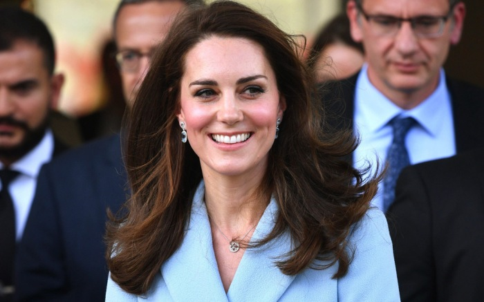 Kate Middleton Style Luxembourg Trip