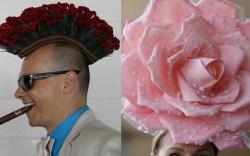 mint julep kentucky derby hats style