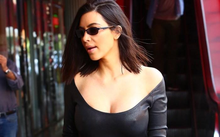 Kim Kardashian West Style