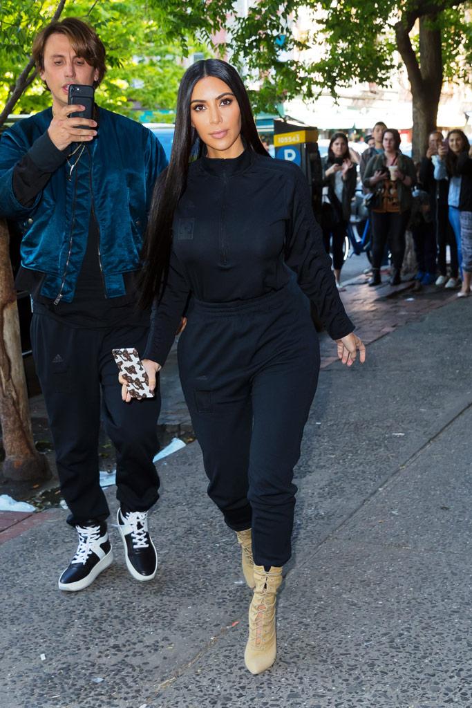Kim Khloe Kardashian Style