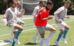 Kith x Adidas Soccer